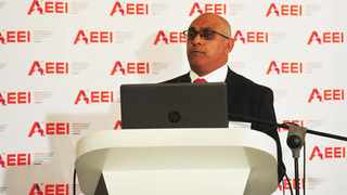 Khalid Abdulla, the group chief executive of AEEI. File Photo: IOL