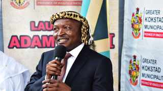 """Deputy President David Mabuza has encouraged South Africans to embrace diversity instead of retreating into """"narrow nationalist and racial enclaves"""". Picture: Jairus Mmutle/GCIS"""