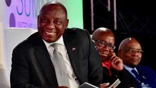 President Cyril Ramaphosa said that business and the government had agreed to establish rapid response teams of experts to assist businesses in crisis. Photo: GCIS