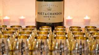 """Champagne is one of the elegant extras in life"""