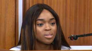 Cheryl Zondi's graphic testimony has earned her an outpouring of support from the public.