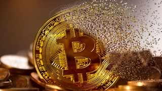 This month, Bitcoin has had only one day with a move of 5 percent or more, compared with nine in January and February. Photo: Pixabay