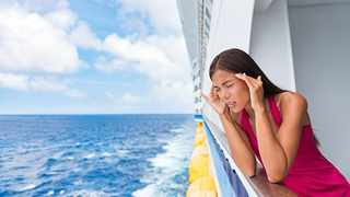 What causes seasickness - and what to do about it.