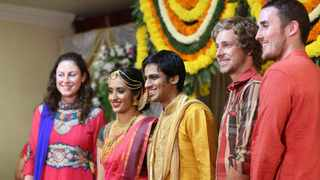 Indian couples list details about their weddings on the website, and international travellers can buy tickets to the nuptials they want to attend.