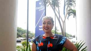 General Manager of Garden Court Marine Parade Michelle Bregger is ready to welcome festive season travellers. Picture: Gcina Ndwalane.