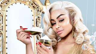 Model and reality star Blac Chyna. Picture: Instagram