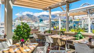 The menu at the Firefish Restaurant at the V&A Waterfront has undergone a summer makeover. Pic: Hein Von Tonder.