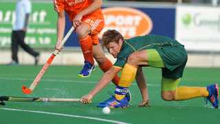 While disappointed, SA captain Tim Drummond believes his team will learn from the tough experiences at the Hockey World Cup. Photo: Luigi Bennett/BackpagePix