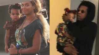 Beyoncé and JAY-Z finally arrives in SA. Picture: Instagram