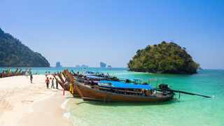 Irish Travel Trade News Awards 2018 names Thailand Best Destination in Asia-Pacific. Picture: Supplied.