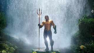 Jason Momoa stars as Aquaman, a half-Atlantean, half-human who is reluctant to be king of the undersea nation of Atlantis. Picture: Warner Bros. Pictures-DC Comics