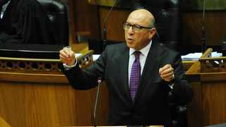Former finance minister Trevor Manuel is one step closer to finding answers as to who obtained and disclosed his personal information. Picture: Siyabulela Duda/GCIS