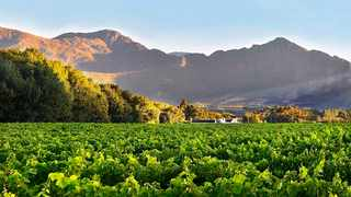 Franschhoek relaunches a popular tourist route. File picture