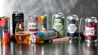 Canned wines are easier on the environment - Photo by Deb Lindsey for The Washington Post
