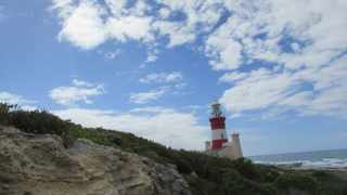 L'Agulhas is great for those who want peace. Picture: Clinton Moodley.