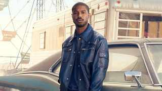 Michael B. Jordan will be the first man to front a collection for Coach. (Instagram)