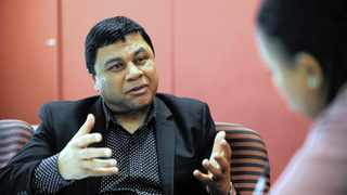 University of Free State rector and vice-chancellor Professor Francis Petersen Picture: Armand Hough/African News Agency (ANA)
