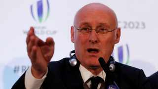 Bernard Laporte says a new coach will be named before the World Cup. Photo: Paul Childs/Reuters
