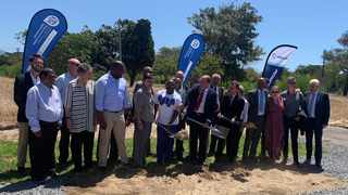 Conradie Better Living Model a ground-breaking milestone for affordable integrated housing said Western Cape Premier Helen Zille. Picture: Marvin Charles/Cape Argus