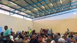 Informal traders' association claimed that they were not consulted by Council on the 4% increase. Picture: Marvin Charles/Cape Argus