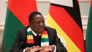 President Emmerson Mnangagwa has placed the blame for the current crisis squarely on the shoulders of the opposition party, MDC Alliance. Picture: Reuters