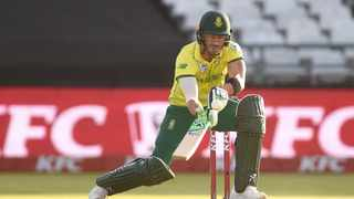 Proteas captain Faf du Plessis was in fine touch at Newlands on Friday night, stroking a classy 78 off just 45 balls. Photo: Phando Jikelo/African News Agency/ANA