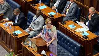 Premier Zille's 12th State of the Province Address on Friday also marks the official opening of the Western Cape Provincial Parliament (WCPP). Picture: Marvin Charles/Cape Argus