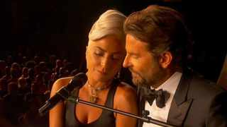 Lady Gaga and Bradley Cooper. Picture: Twitter