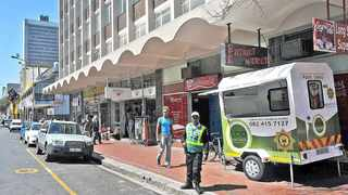 Cape Town's Central City Improvement District (CCID) has reported a significant decrease in crime in the CBD over the festive period. Picture: David Ritchie/African News Agency