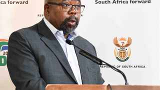 Employment and Labour Minister Thulas Nxesi Picture: GCIS