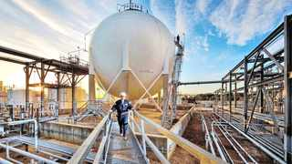 SASOL'S Lake Charles Chemicals Project in Louisiana, US. Supplied