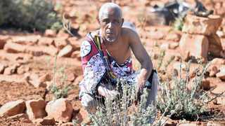 Mamelodi traditional healer Dr Ephraim Mabena is in line for a National Science and Technology Forum award for his botanical garden in the Magaliesburg. Thobile Mathonsi African News Agency (ANA)