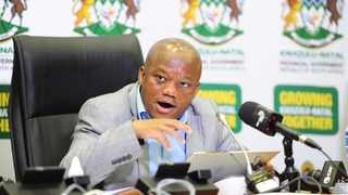 KZN Premier Sihle Zikalala has revealed the hotspot areas that have recorded the most Covid-19 cases in recent weeks. Picture: Supplied