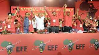 Happy 7th anniversary to the EFF, the journey ahead is longer and needs discipline, dexterity and determination, writes Floyd Shivambu. File picture: Itumeleng English/African News Agency(ANA)