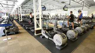 Virgin Active Health Clubs help thousands of members to get moving. Photo: Leon Lestrade