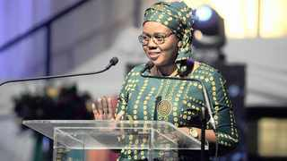 Tourism Minister Mmamoloko Kubayi-Ngubane announced changes in tourism related activities under level 3 lockdown. Picture: African News Agency (ANA)