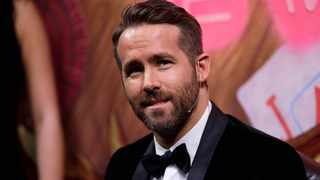Reynolds proved his nice guy credentials over the weekend when he shared a tweet from Vancouver reporter Deborah Goble, urging her followers to help track down a lost teddy bear. Picture: AP