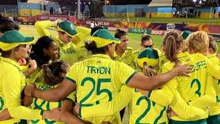The Proteas women's team. Photo: @officialCSA on twitter