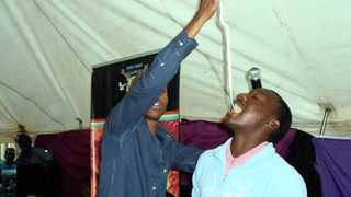 14/07/2015. Prophet Penuel Mnguni of Ends of Times Disciples Ministries in Soshanguve. Picture: Facebook