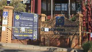 A Covid-19 case has been confirmed at the Garsfontein police station in Pretoria. Picture: Jacques Naude/African News Agency (ANA)