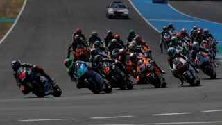 FILE - Three MotoGP races in South America and Asia have been axed due to the coronavirus, but one more has been added in Europe. Photo: John Nazca/Reuters