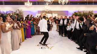 The lockdown has had a massive impact on the wedding industry. Picture: Supplied