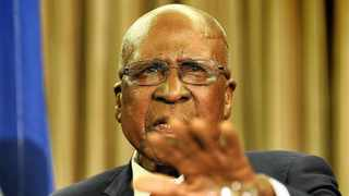 Stuggle stalwart Andrew Mlangeni. Picture: Itumeleng English/African News Agency (ANA)