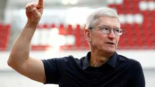 Apple Inc's Tim Cook will face questions from US lawmakers. File picture: Reuters