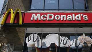 McDonald's on Tuesday reported a bigger-than-expected drop in global same-store sales as the burger chain's restaurants across the world were shut because of the Covid-19 pandemic.