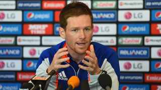 Eoin Morgan will lead England in an ODI Series against Ireland starting on Thursday. Photo: Photo by Shaun Botterill