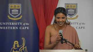 Melene Rossouw is one of 10 JCI Outstanding Young Persons of the World nominees. Picture Supplied.