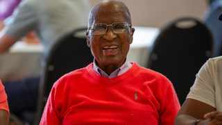 Andrew Mlangeni is the last living Rivonia treason trialist. Picture: Tyrone Winfield
