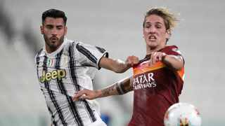 Serie A champions Juventus suffered their first home league defeat for over two years when they finished the season by losing 3-1 against AS Roma. Photo: Luca Bruno/AP Photo