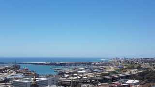 The view of Nelson Mandela Bay from the Donkin Reserve Light House in Port Elizabeth. PICTURE: Supplied